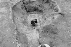 3-07 Mound 2, its ship and the burial chamber.