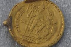 4-08 Gold Pendant
